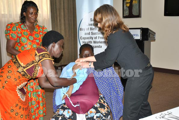 Photo from the Daily Monitor story