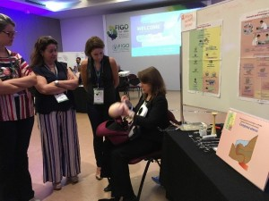 HELPING MOTHERS SURVIVE AT FIGO 2018 WORLD CONGRESS OF  GYNECOLOGY AND OBSTETRICS